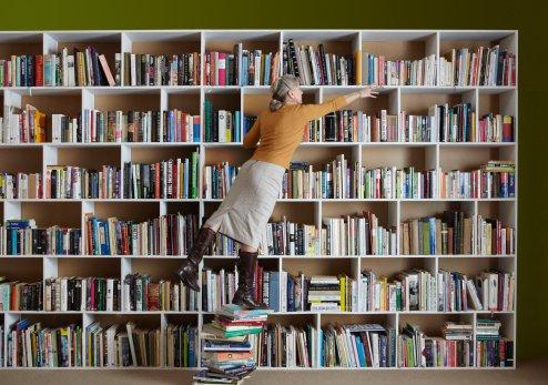 escolhendo livros
